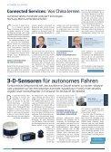 Driving tomorrow – Automobilzulieferer zeigen Innovationen, Trends und Strategien - Page 4