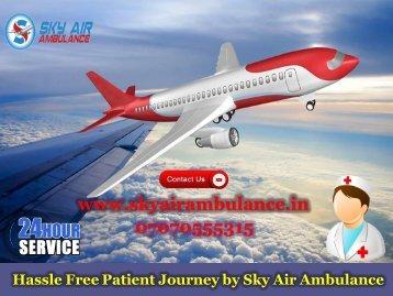 Pick Trusted Air Ambulance Service in Siliguri