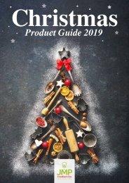 JMP Christmas Product Guide 2019