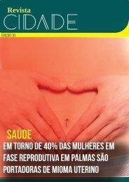 Edição  10  da Revista Cidade