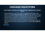 Best immigration Lawyers & solicitors in UK   Chauhan solicitors