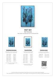 RSTs Print-Katalog
