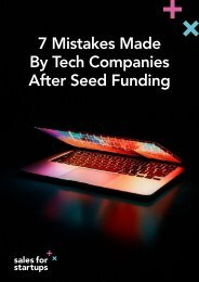 7 Mistakes Make By Tech Companies After Seed Funding-V2 (1)