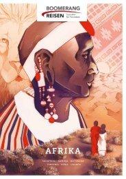 Afrika 2019/20 - Schweizer Preise