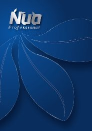 NuaProfessional_ENG_Product Catalogue