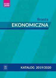 GZW285 branża ekonomiczna