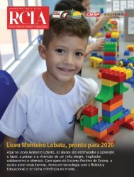 RCIA - ED. 170 - SETEMBRO 2019