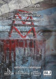 Mersey Gateway Bridge Exhibition  Liverpool UK