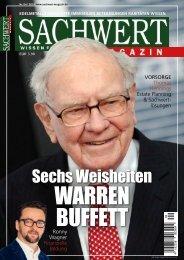 Sachwert Magazin 04/2019