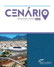 Cenário do Mercado Imobiliário - Zona Norte - 2019 - SECOVI RIO