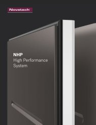 Novatech High Performance System