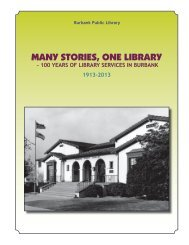 Many Stories, One Library