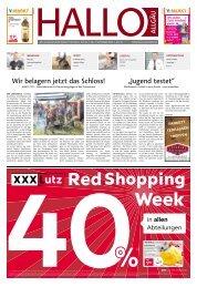 Hallo-Allgäu Memmingen vom Samstag, 07.September