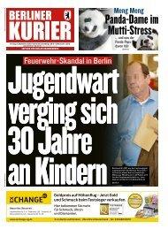 Berliner Kurier 06.09.2019