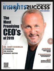 The Most Promising CEOs of 2019