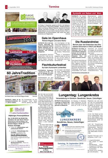 2019-09-08 Bayreuther Sonntagszeitung