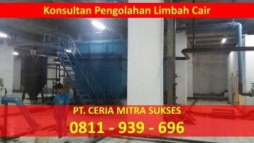 PROFESIONAL, Call/WA 0816-986-118, Perusahaan Pengolahan Limbah Cair Bekasi