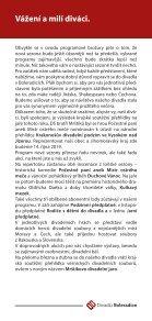 Programový bulletin 2019-2020 - Page 2
