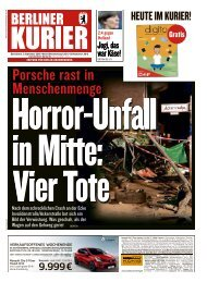 Berliner Kurier 07.09.2019