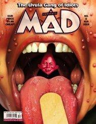MAD Magazine – August 2019