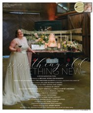 "Real Weddings Magazine's ""Something Old, Something New"" Styled Shoot - Summer/Fall 2019 - Featuring some of the Best Wedding Vendors in Sacramento, Tahoe and throughout Northern California!"