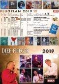 Musikkabarett «Ändlig e Stärnschtund»  26. Dief-Flieger Oobe immer Fr./Sa. vom 9.11. – 29.11.2019 im Hangar in Allschwil - Seite 2