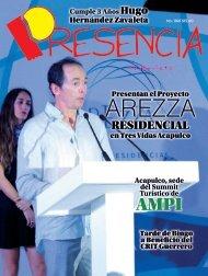 Revista Presencia Acapulco 1166