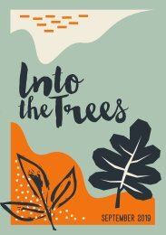 Into the Trees 2019