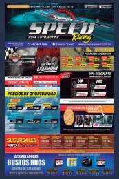 revista racing septiembre 2019