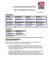 LBC 14 Policies and Procedures  (09052019) (1)
