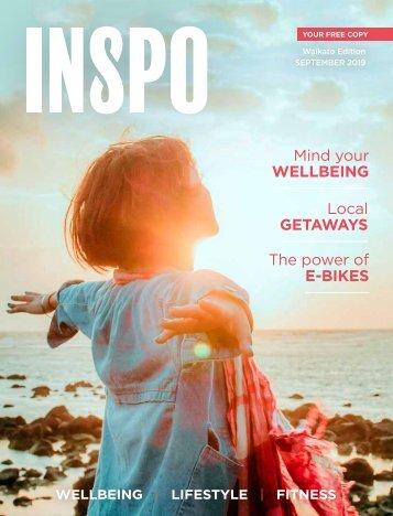 INSPO Magazine September 2019