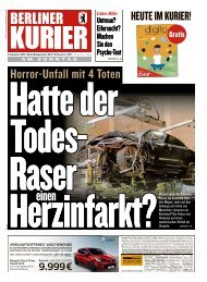 Berliner Kurier 08.09.2019