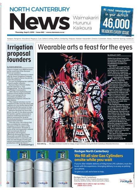 North Canterbury News: September 05, 2019