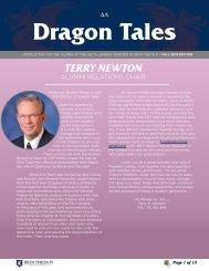 Dragon Tales - Fall 2019 Edition