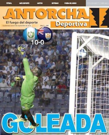 Antorcha Deportiva 385