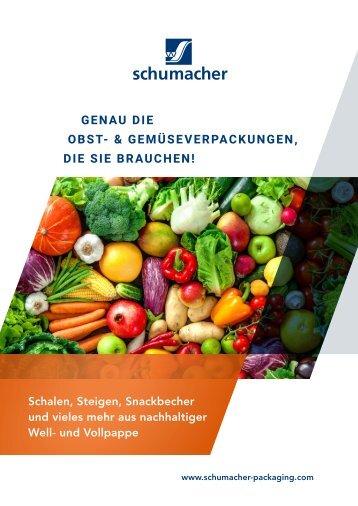 Schumacher Packaging Obst Gemuese DE