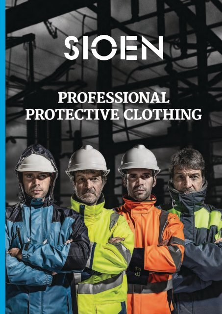 Sioen - Professional protective clothing
