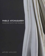 PABLO ATCHUGARRY. DANCING WITH THE MARBLE