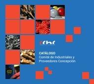Catálogo Comité de Industriales y Proveedores Concepción 2019