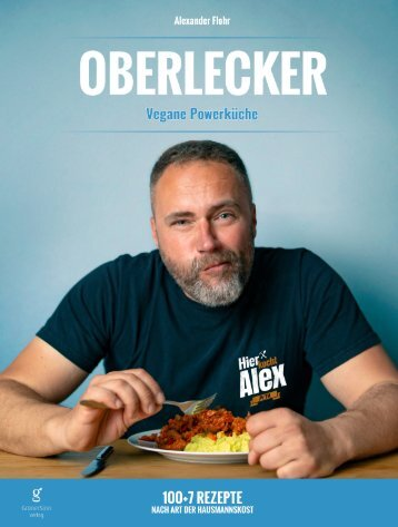 Buch - Oberlecker (Alex Flohr) ISBN: 978-3-946625-80-3