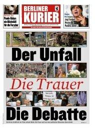 Berliner Kurier 09.09.2019