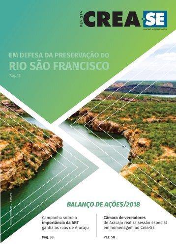 Revista do Crea-SE 2018