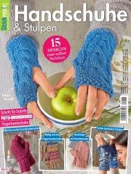 Strickmode Handschuhe und Stulpen 13/2019