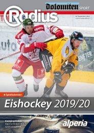Eishockey 2019/20
