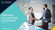 Techcronus – Adding Innovation IT Solution & Consulting Company