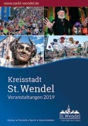 Kreisstadt St. Wendel Veranstaltungskalender 2019