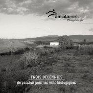 Amiata – trois décennies de passion pour les vins biologiques