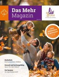 Das Mehr Magazin - Herbst 2019