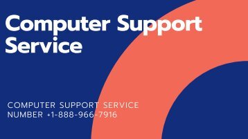 Computer Support Service