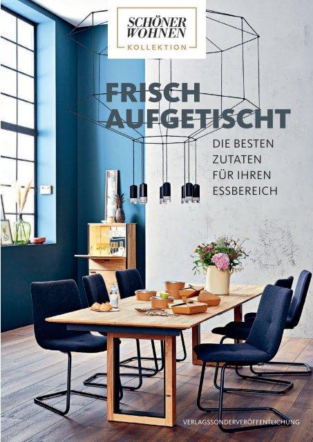 Interliving Frey Schoner Wohnen Frisch Aufgetischt Speisezimmer